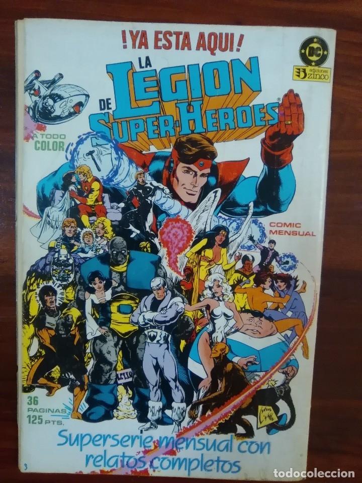 Cómics: NUEVOS TITANES - NUMERO 39 - EDICIONES ZINCO - DC COMICS - Foto 3 - 128341891