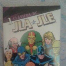 Cómics: JLA-JLE: CLASICOS DC: NUMERO 1: PLANETA. Lote 128393179