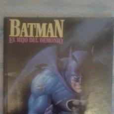 Cómics: BATMAN: EL HIJO DEL DEMONIO: ZINCO. Lote 128394607