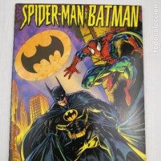 Cómics: SPIDERMAN AND BATMAN. Lote 128591495