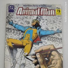 Cómics: ANIMAL MAN DEL 6 AL 10 RETAPADO. Lote 128591835