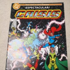 Comics : CRISIS EN TIERRAS INFINITAS 1. Lote 128754307