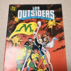 Cómics: LOS OUTSIDERS 25. Lote 128755515
