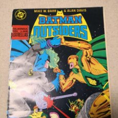 Comics : BATMAN Y LOS OUTSIDERS 20. Lote 128755567