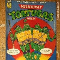 Cómics: LAS AVENTURAS DE LA TORTUGAS NINJA - ZINCO EDICIONES - IMPRESO ESPAÑA AÑOS 90 - NUMERO N 43. Lote 128853263