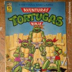 Cómics: LAS AVENTURAS DE LA TORTUGAS NINJA - ZINCO EDICIONES - IMPRESO ESPAÑA AÑOS 90 - NUMERO N 30. Lote 128855979
