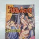 Cómics: LA MILLONARIA Nº 10. RELATOS GRAFICOS PARA ADULTOS. LA PROTESIS DEL SUPERORGASMO. ZINCO. TDKC23. Lote 128927307