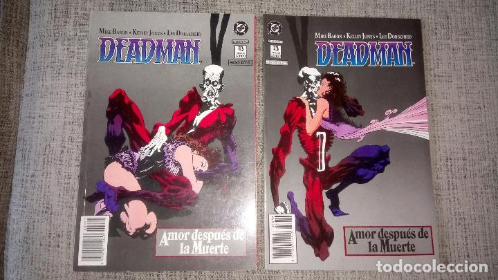 DEADMAN AMOR DESPUES DE LA MUERTE 2 TOMOS EDICIONES ZINCO (Tebeos y Comics - Zinco - Prestiges y Tomos)