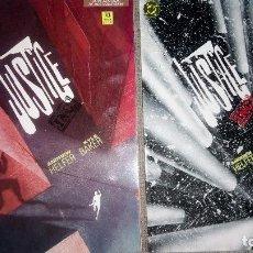 Cómics: JUSTICE INC. COMPLETA 2 TOMOS EDICIONES ZINCO. Lote 129108187