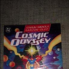 Cómics: COSMIC ODYSSEY COMPLETA 4 TOMOS EDICIONES ZINCO. Lote 129108267