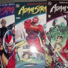 Cómics: ADAM STRANGE COMPLETA 3 TOMOS EDICIONES ZINCO. Lote 129109475