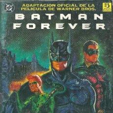 Cómics: BATMAN FOREVER. Lote 129257835