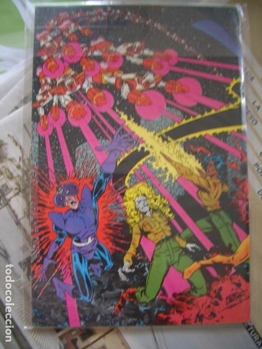 Cómics: PATRULLA CONDENADA #7 (ESPECIAL CON ESCUADRÓN SUICIDA) (ZINCO, 1989) - Foto 2 - 129409723