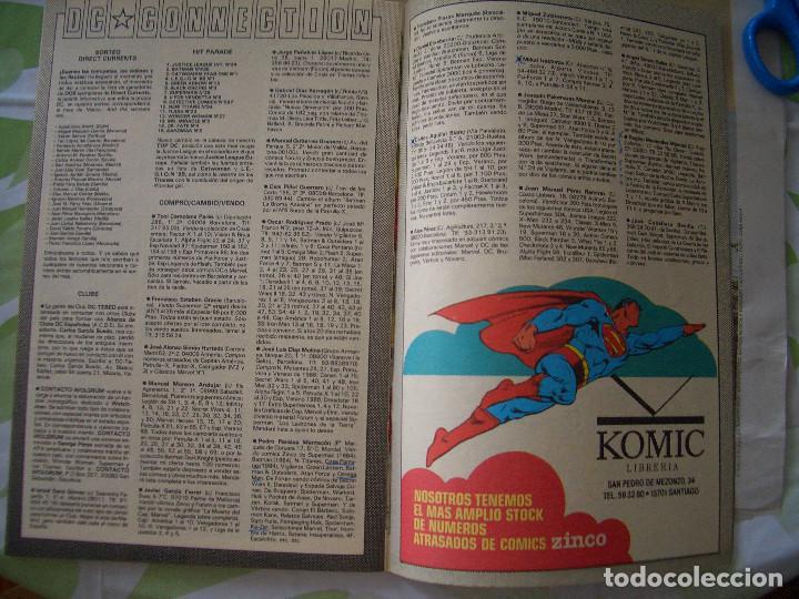 Cómics: PATRULLA CONDENADA #7 (ESPECIAL CON ESCUADRÓN SUICIDA) (ZINCO, 1989) - Foto 3 - 129409723