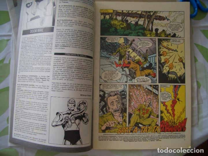 Cómics: PATRULLA CONDENADA #7 (ESPECIAL CON ESCUADRÓN SUICIDA) (ZINCO, 1989) - Foto 5 - 129409723