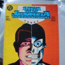 Cómics: LIGA DE LA JUSTICIA #10 (ZINCO, 1988). Lote 129421939