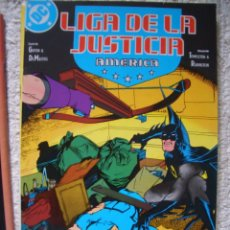 Cómics: LIGA DE LA JUSTICIA DE AMÉRICA #20 (ZINCO, 1989). Lote 129425179
