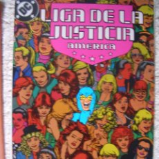 Cómics: LIGA DE LA JUSTICIA DE AMÉRICA #23 (ZINCO, 1990). Lote 129425435