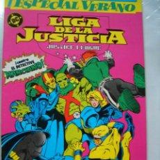 Cómics: LIGA DE LA JUSTICIA ESPECIAL VERANO #1 (ZINCO, 1988). Lote 129425855