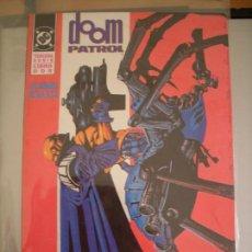 Cómics: DOOM PATROL: LOS HOMBRES DE NADIE #1-2 (ZINCO, 1995). Lote 129427427