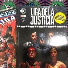 Cómics: LIGA DE LA JUSTICIA: COLECCIONABLE SEMANAL NÚM. 01 (DE 12). Lote 129494931