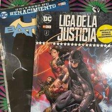 Cómics: LIGA DE LA JUSTICIA: COLECCIONABLE SEMANAL NÚM. 02 (DE 12). Lote 129497991