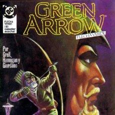 Cómics: GREEN ARROW DC AÑO 1988 MIKE GELL,DIORDANO COMPLETA 12NºS (FALTAN Nº 3Y 9) CAJA 25 + BIBLIOTECA. Lote 129557139