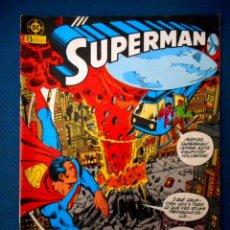 Cómics: SUPERMAN Nº 2 ( ZINCO 1984 ). Lote 129641463