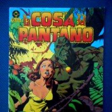 Cómics: LA COSA DEL PANTANO Nº 8 ( ZINCO 1985 ). Lote 129645411