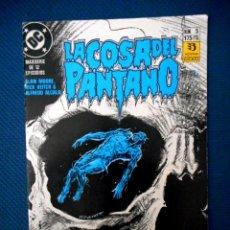 Cómics: LA COSA DEL PANTANO VOL 4 Nº 5 ( ZINCO 1991 ). Lote 129647315