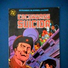 Cómics: ESCUADRÓN SUICIDA Nº 1 ( ZINCO ). Lote 129650091