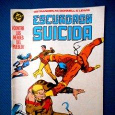 Cómics: ESCUADRÓN SUICIDA Nº 3 (ZINCO ). Lote 129650427