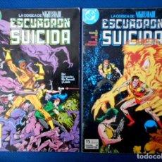 Cómics: ESCUADRÓN SUICIDA Nº 7 - 8 ( ZINCO ). Lote 129650939
