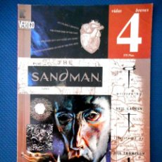 Cómics: SANDMAN VIDAS BREVES Nº 4 ( ZINCO 1995 ). Lote 129654299