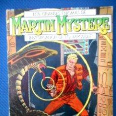 Cómics: MARTIN MYSTERE Nº 1 ( ZINCO 1982 ). Lote 129655043