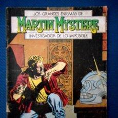 Cómics: MARTIN MYSTERE Nº 11 ( ZINCO 1983 ). Lote 129655343