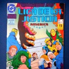 Cómics: ARMAGEDDON 2001 Nº 4 LIGA DE LA JUSTICIA DE AMÉRICA ( ZINCO 1992 ). Lote 129656079