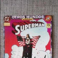 Cómics: SUPERMAN ANUAL LEGADO JOHN BYRNE EDICIONES ZINCO. Lote 129662795