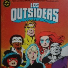 Cómics: LOS OUTSIDERS 26.ULTIMO NUMERO.. Lote 129711291