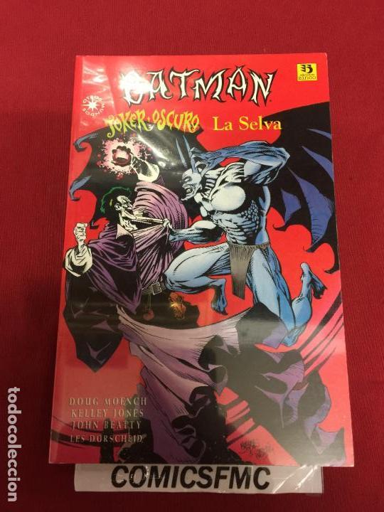 BATMAN - JOKER OSCURO - LA SELVA - MUY BUEN ESTADO REF.333 (Tebeos y Comics - Zinco - Batman)