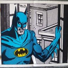 Cómics: POSTER BATMAN COMIC - AÑOS 80. Lote 130164155
