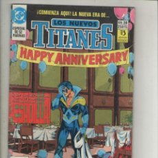 Cómics: NUEVOS TITANES-AÑO 1990-DC-ZINCO-COLOR-FORMATO GRAPA-Nº 28-PRINCIPIOS,FINALES Y (ES UNA PROMESA)..... Lote 249489375