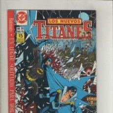 Cómics: NUEVOS TITANES-AÑO 1990-DC-ZINCO-COLOR-FORMATO GRAPA-Nº 20-UN LUGAR SOLITARIO PARA MORIR. Lote 178774932