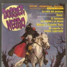 Cómics: DOSSIER NEGRO - EXTRA 14 - Nº 212 - 213 - 214 - 215 - - TERROR - EDICIONES ZINCO . Lote 130439154