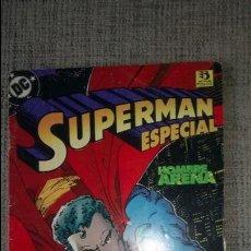 Cómics: SUPERMAN ESPECIAL HOMBRE DE ARENA EDICIONES ZINCO. Lote 130447718
