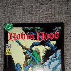 Cómics: ROBIN HOOD EDICIONES ZINCO. Lote 130447790