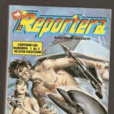Cómics: LA REPORTERA - RETAPADO Nº 1 -Nº 5 - 6 - 7 Y 8 - RELATOS PARA ADULTOS - COMIC EROTICO - ED. ASTRI. Lote 130524442