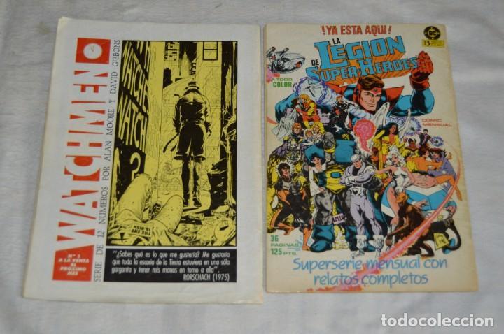 Cómics: LOTE DE 5 TEBEOS / COMICS - DEMON - SUPERMAN - NUEVOS TITANES - EDICIONES ZINCO - ENVÍO 24H - Foto 3 - 130552514