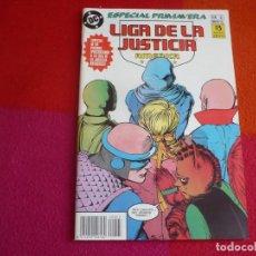Cómics: LIGA DE LA JUSTICIA AMERICA ESPECIAL PRIMAVERA 5 ( GIFFEN ) ¡MUY BUEN ESTADO! ZINCO DC. Lote 130571590