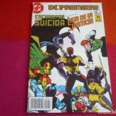 Cómics: DC PREMIERE 3 ESCUADRON SUICIDA LIGA DE LA JUSTICIA ( GIFFEN ) ¡MUY BUEN ESTADO! ZINCO DC. Lote 130571938